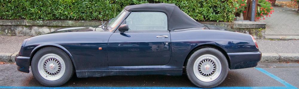 MGR V8 (1992-1995)