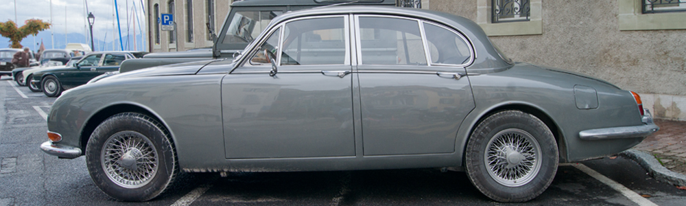 Jaguar S-Type 3.4 and 3.8 Classic (1963-1968)