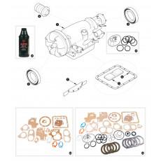 Borg Warner automatic transmission, model DG250