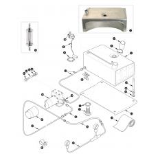 Fuel pump and fuel tank - XK120