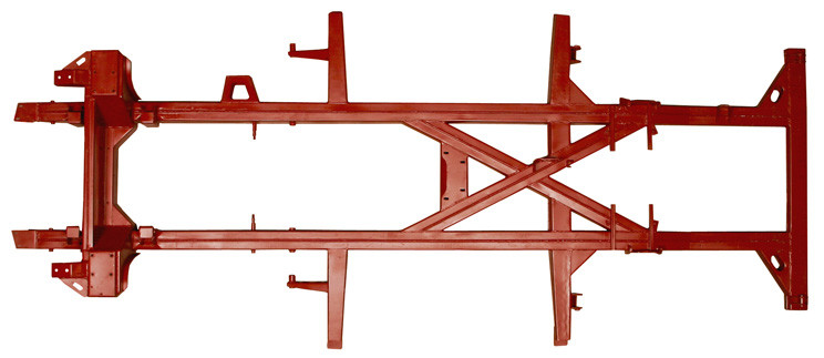 Austin Healey Chassis frame