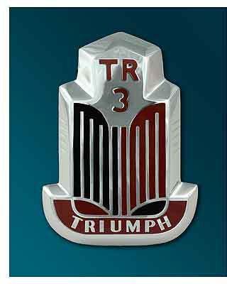 Triumph Medallion