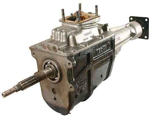 Triumph Gearbox