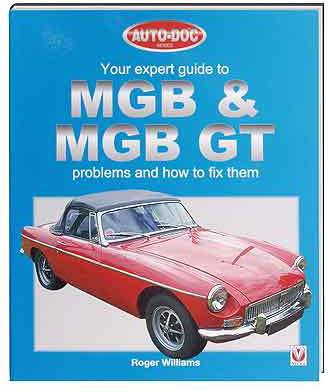 Your Expert Guide to MGB & MGB GT