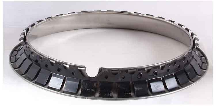 Wheel trim ring