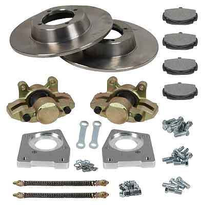 MG Disc brake conversion kit