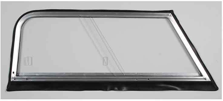 Sprite / Midget Side screen
