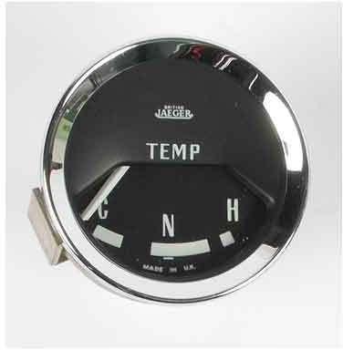 Water temperature gauge