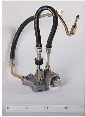 Pressure regulating valve