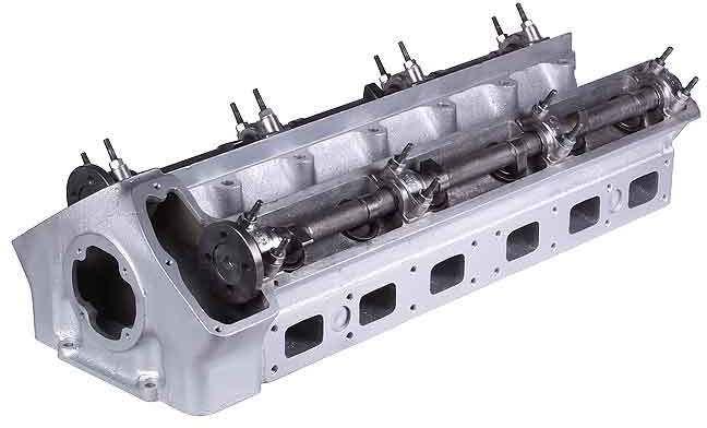 Jaguar Cylinder head