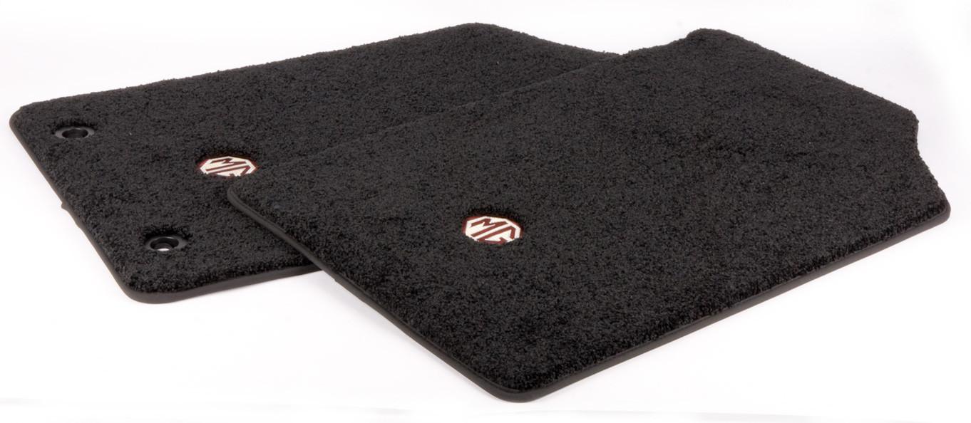 Footwell carpets