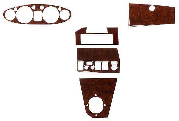 MG Wood dashboard