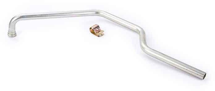 Jaguar Oil pipe
