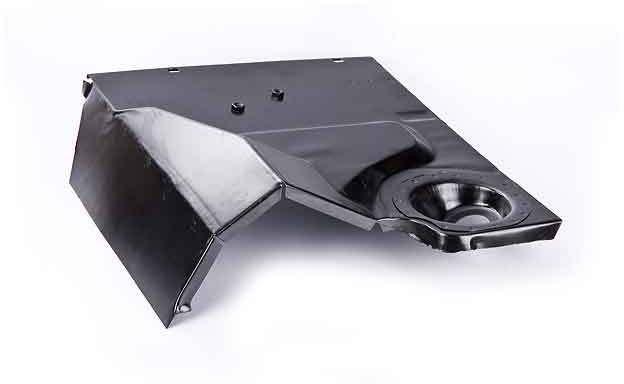 MG Pedal box panel