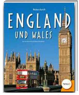 Reise durch England und Wales