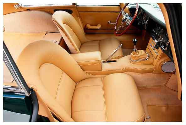 Interior trim kit