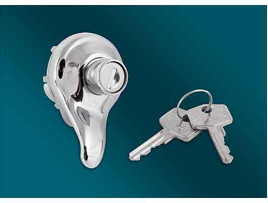 MG Boot lock