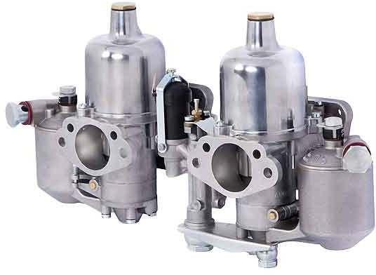 Jaguar Carburettors