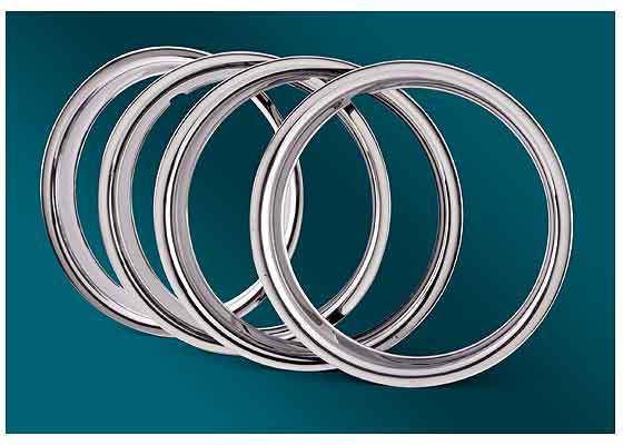 Triumph Wheel trim rings