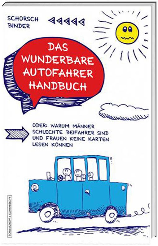 Das wunderbare Autofahrerbuch