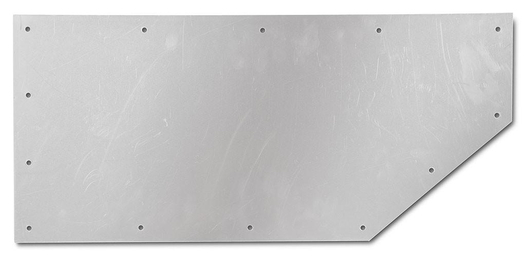 Jaguar Metal plate