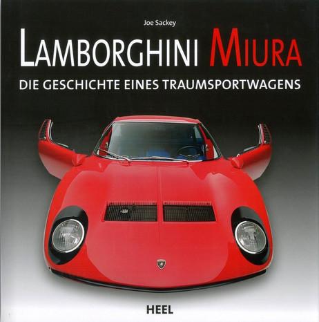 The Lamborghini Miura bible