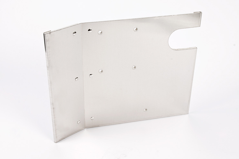 Jaguar Heat shield