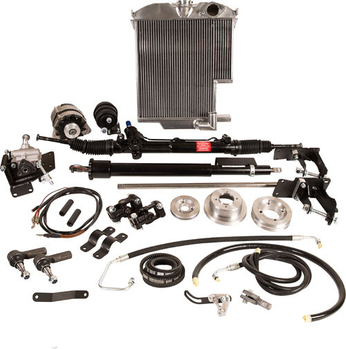 Jaguar Power steering conversion kit