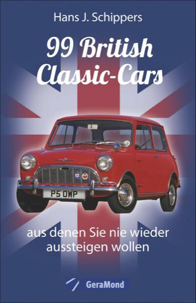99 British Classic-Cars