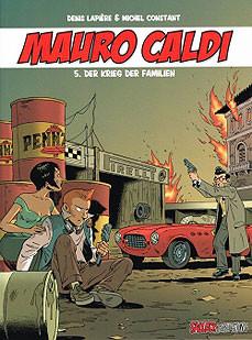 Mauro Caldi 5: Der Krieg der Familien