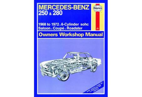 Mercedes-Benz 250 & 280 (68 - 72) up to L