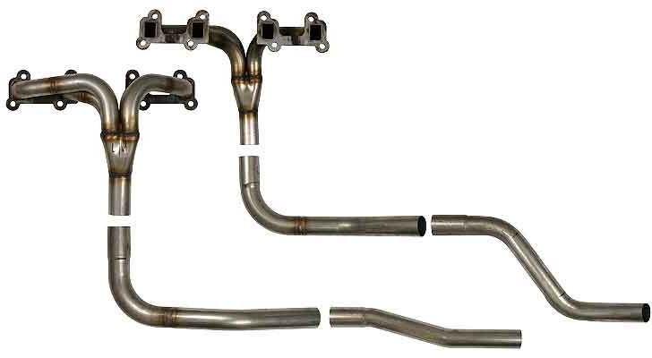 MG Tubular manifold