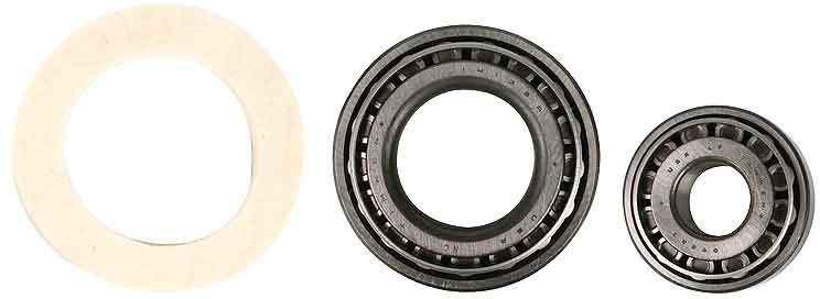 Jaguar Wheel bearing kit