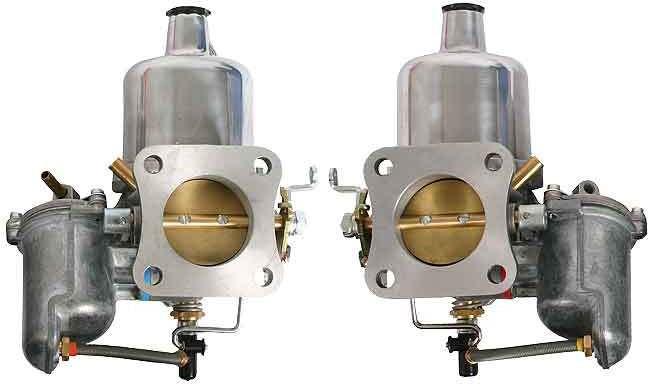 Austin Healey Carburettors