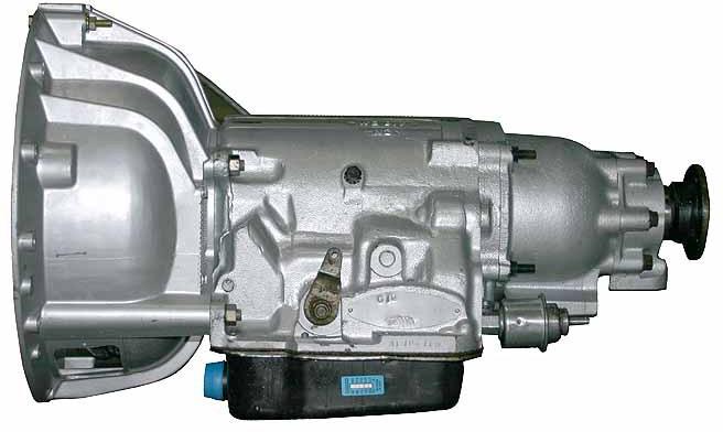 Jaguar Automatic gearbox