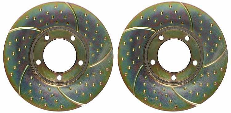 Jaguar Brake discs