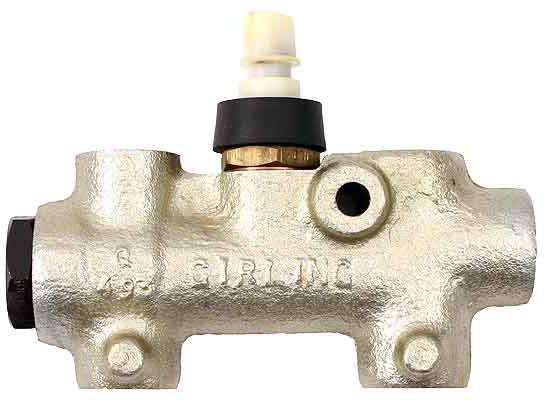 Pressure failure switch