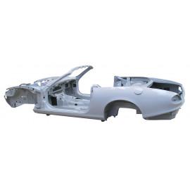 Jaguar Body shell