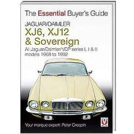 Jaguar Jaguar/Daimler XJ6, XJ12 & Sovereign