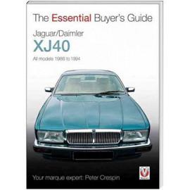 Jaguar/Daimler XJ40