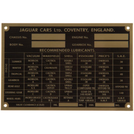 Chassis plate