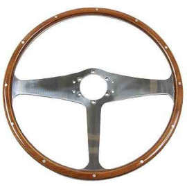 Jaguar Woodrim steering wheel