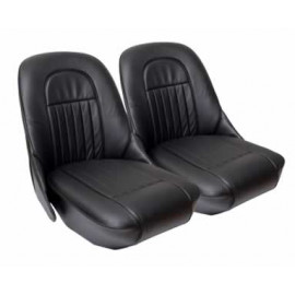 Austin Healey Leather seats