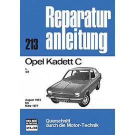 Opel Kadett C 08/73 bis 03/77