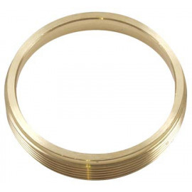Solid brass collar