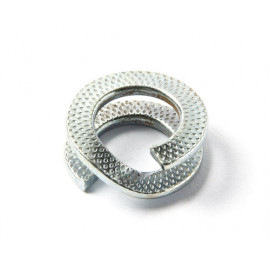 Double coil washer