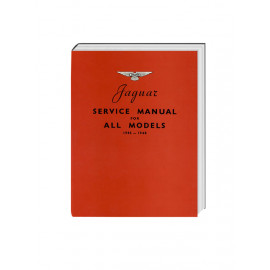 Jaguar Service Manual