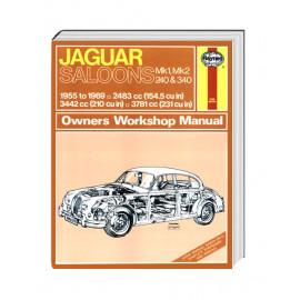 Jaguar Repair manual