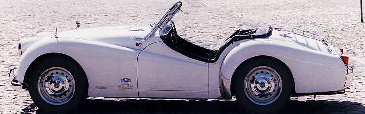 Triumph TR2 to TR4A (1953-1967)