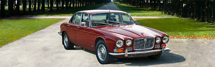 Jaguar XJ6 Series I-III and Daimler Sovereign Series I-III  (1968-1987)
